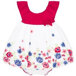 Βρεφικό Φόρεμα Mayoral 20-01880-034 Κόκκινο Κορίτσι
