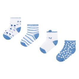 Βρεφικές Κάλτσες Σετ Mayoral 20-09240-014 Θαλασσί Αγόρι