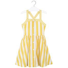 Παιδικό Φόρεμα Mayoral 20-06979-032 Κίτρινο Κορίτσι