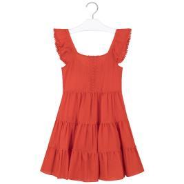 Παιδικό Φόρεμα Mayoral 20-06973-032 Πορτοκαλί Κορίτσι