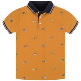 Παιδική Μπλούζα Mayoral 20-06138-042 Μουσταρδί Αγόρι