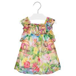 Βρεφικό Φόρεμα Mayoral 20-01939-007 Εμπριμέ Κορίτσι