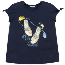 Παιδική Μπλούζα Mayoral 20-06018-029 Μπλε Κορίτσι