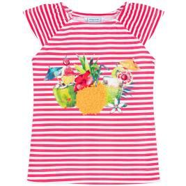 Παιδική Μπλούζα Mayoral 20-03028-024 Κοραλί Κορίτσι