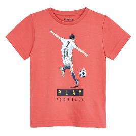 Παιδική Μπλούζα Mayoral 20-03055-030 Κοραλί Αγόρι