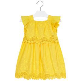 Παιδικό Φόρεμα Mayoral 20-03952-046 Κίτρινο Κορίτσι