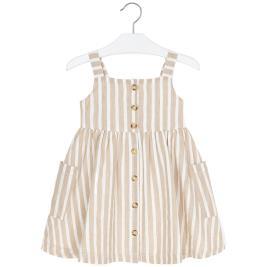Παιδικό Φόρεμα Mayoral 20-03944-028 Μπεζ Κορίτσι