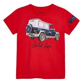 Παιδική Μπλούζα Mayoral 20-03071-062 Κόκκινο Αγόρι