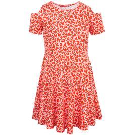 Παιδικό Φόρεμα Energiers 15-220342-7 Κόκκινο Κορίτσι