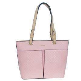 Γυναικεία Τσάντα Verde 16-0005497 Ροζ