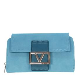 Γυναικείο Πορτοφόλι Verde 18-0001030 Γαλάζιο