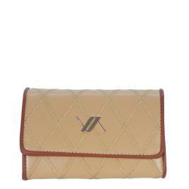 Γυναικείο Πορτοφόλι Verde 18-0001029 Μπεζ