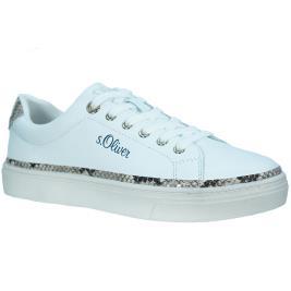 Γυναικείο Sneaker s.Oliver 5-23660-24-110 Λευκό