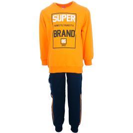 Παιδική Φόρμα-Σετ Joyce 201223 Πορτοκαλί Αγόρι