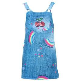 Παιδικό Φόρεμα Joyce 201183 Εμπριμέ Κορίτσι