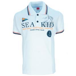 Παιδική Μπλούζα Joyce 201284 Λευκό Αγόρι
