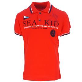 Παιδική Μπλούζα Joyce 201284 Κόκκινο Αγόρι