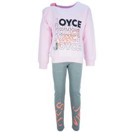Παιδική Φορμα-Σετ Joyce 201305 Ροζ Κορίτσι