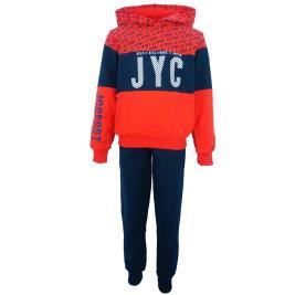 Παιδική Φόρμα-Σετ Joyce 201403 Κόκκινο Αγόρι