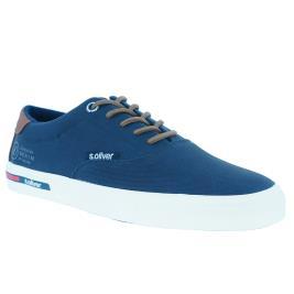 Ανδρικό Casual s.Oliver 5-13609-24-805 Μπλε