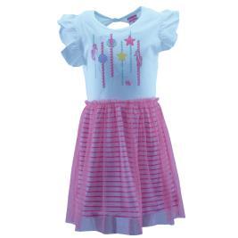 Παιδικό Φόρεμα New College 20-755 Λευκό Κορίτσι
