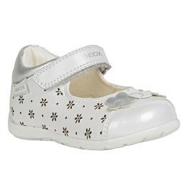 Παιδική Μπαρέτα Geox B0251B-044AJ-C0007 Λευκό