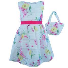 Παιδικό Φόρεμα Εβίτα 202002 Φλοράλ Κορίτσι