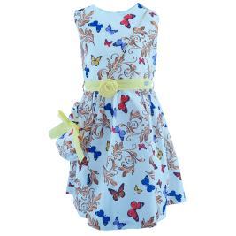 Παιδικό Φόρεμα Εβίτα 202004 Εμπριμέ Κορίτσι