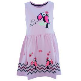 Παιδικό Φόρεμα Εβίτα 202306 Ροζ Κορίτσι
