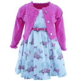 Παιδικό Φόρεμα Εβίτα 202211 Φλοράλ Κορίτσι