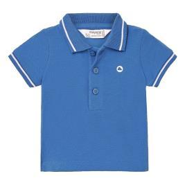 Βρεφική Μπλούζα Mayoral 20-00190-081 Μπλε Αγόρι