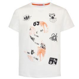 Παιδική Μπλούζα Energiers 13-220053-5 Εκρού Αγόρι
