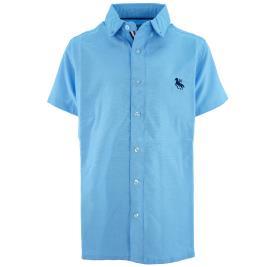 Παιδικό Πουκάμισο New College 20-6007 Γαλάζιο Αγόρι
