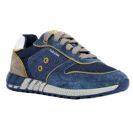 Παιδικό Sneaker Geox J029EB-0NB22-C4289.B Denim Μπεζ