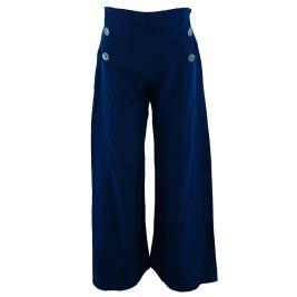 Παιδικό Παντελόνι MB 10136 Μπλε Κορίτσι