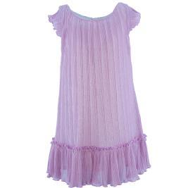 Παιδικό Φόρεμα MB 10001 Ροζ Κορίτσι