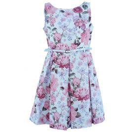 Παιδικό Φόρεμα MB 10118 Φλοράλ Κορίτσι