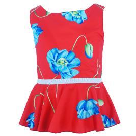 Παιδική Μπλούζα MB 10037 Φλοράλ Κορίτσι