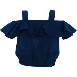 Παιδική Μπλούζα MB 10141 Μπλε Κορίτσι