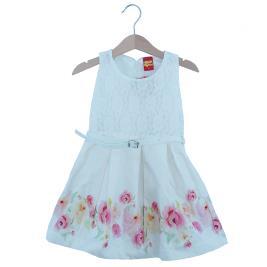 Παιδικό Φόρεμα Trax 37201 Εκρού Κορίτσι