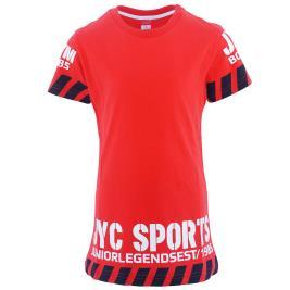 Παιδική Μπλούζα Joyce 201483 Κόκκινο Αγόρι