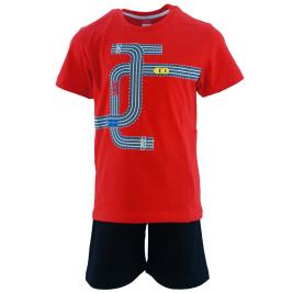 Παιδικό Σετ-Σύνολο Joyce 201273 Κόκκινο Αγόρι