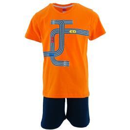 Παιδικό Σετ-Σύνολο Joyce 201273 Πορτοκαλί Αγόρι