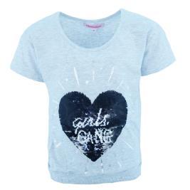 Παιδική Μπλούζα New College 20-9050 Μελανζέ Κορίτσι