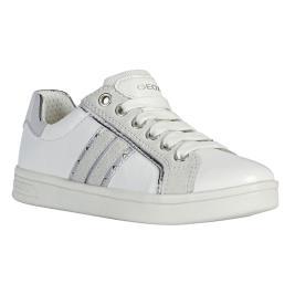 Παιδικό Sneaker Geox J024MG-05422C-0007.Β Λευκό