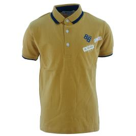 Παιδική Μπλούζα New College 20-935 Μουσταρδί Αγόρι