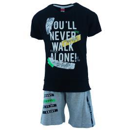 Παιδικό Σετ-Σύνολο Joyce 201233 Μαύρο Αγόρι