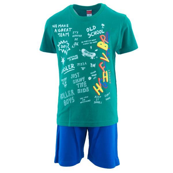 Παιδικό Σετ-Σύνολο Joyce 201261 Πράσινο Αγόρι