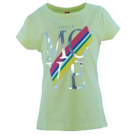 Παιδική Μπλούζα Joyce 201381 Κίτρινο Κορίτσι