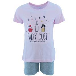 Παιδική Πυτζάμα Dreams 201901 Ροζ Κορίτσι
